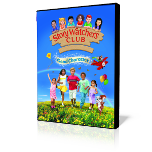 storytelling dvds good-character-3d-dvd